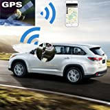 Tiean Micro USB Charger Cable GPS Locator Voice Listening GSM GPRS Real Time Tracking (Black) (Color: Black)
