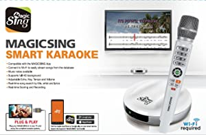 2018 Wireless MagicSing E2 · Home Karaoke · Stream 10,000+ English