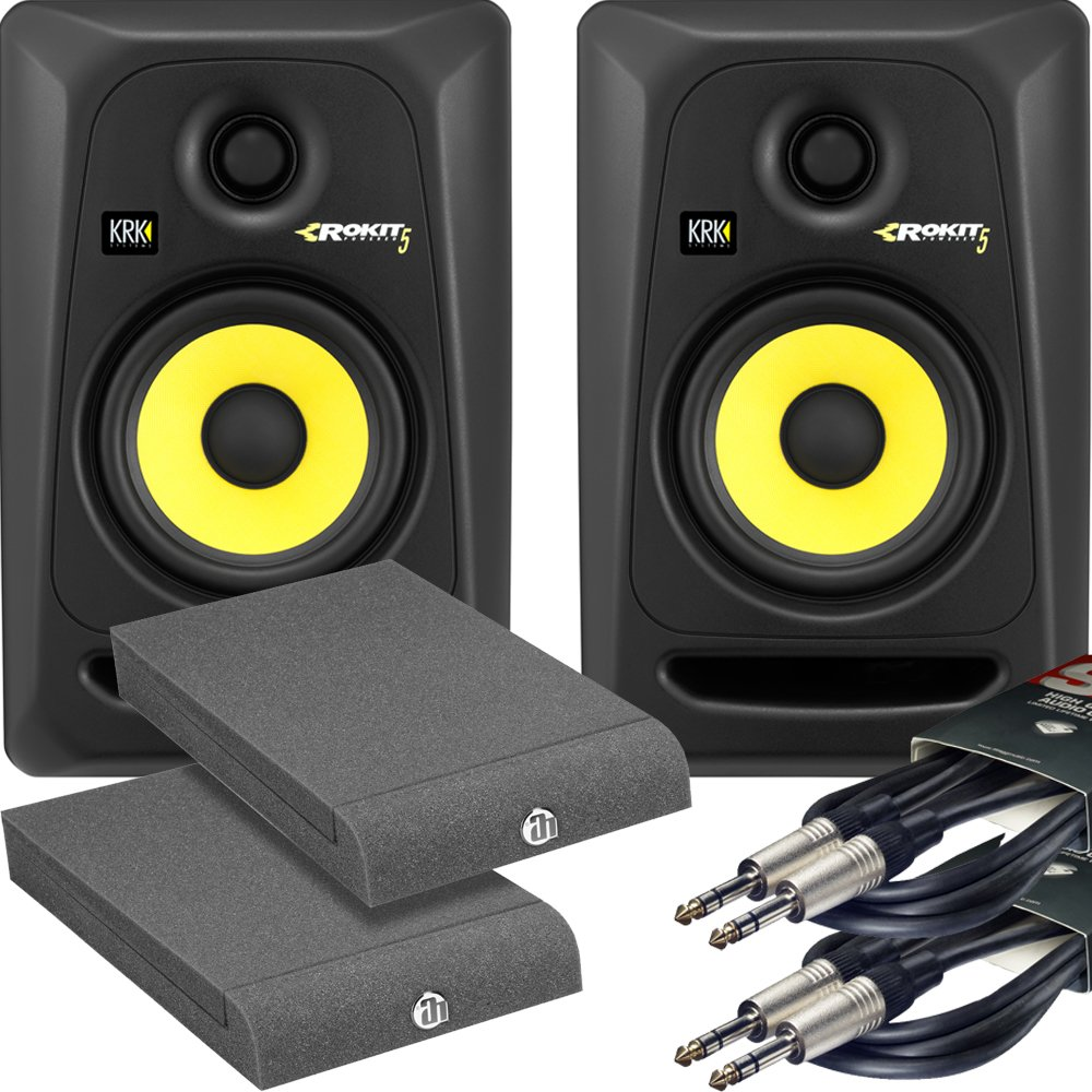 Best Powered Studio Monitor Speakers 2016 2017 On