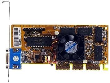 NEW, NOS: Adaptateur graphique nVidia AGP Riva TNT2 M64