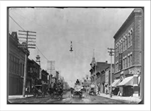East Main Street in Chanute, Kansas