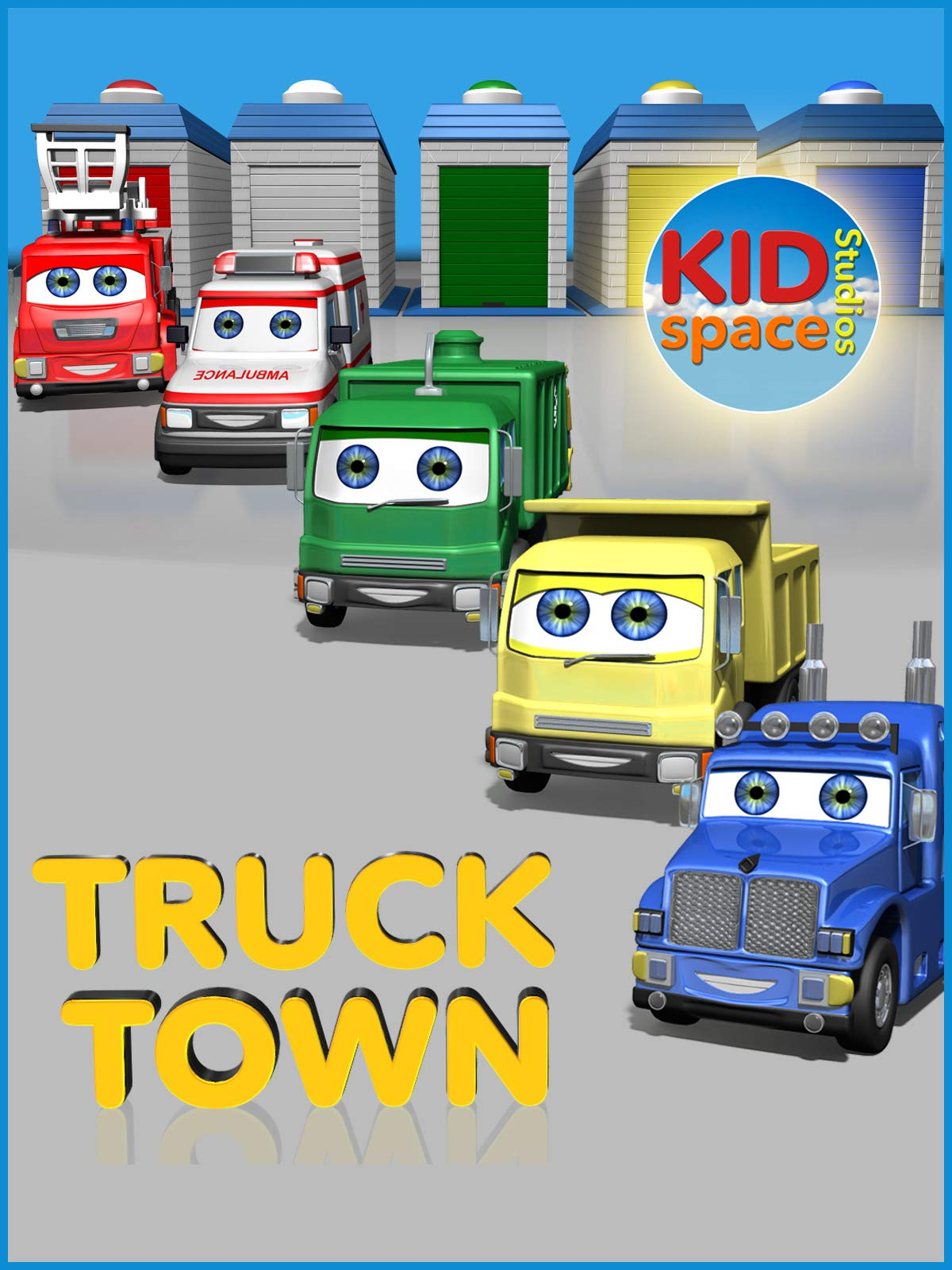 Truck Town on Amazon Prime Video UK