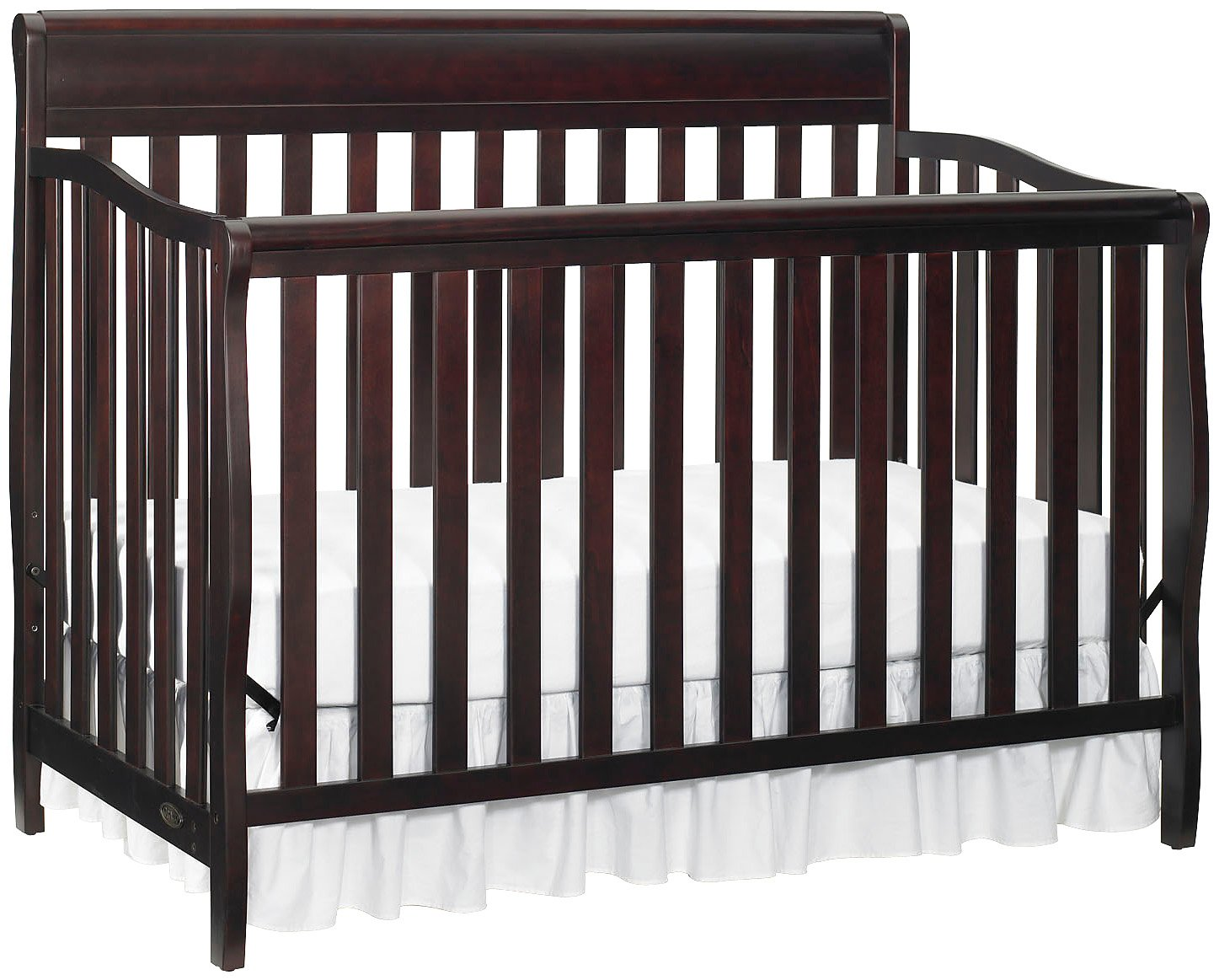 Stork Craft Tuscany 4 In 1 Stages Crib Baby Gear And