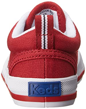 Keds Graham Classic Lace-Up Sneaker (Toddler) 98b83a636