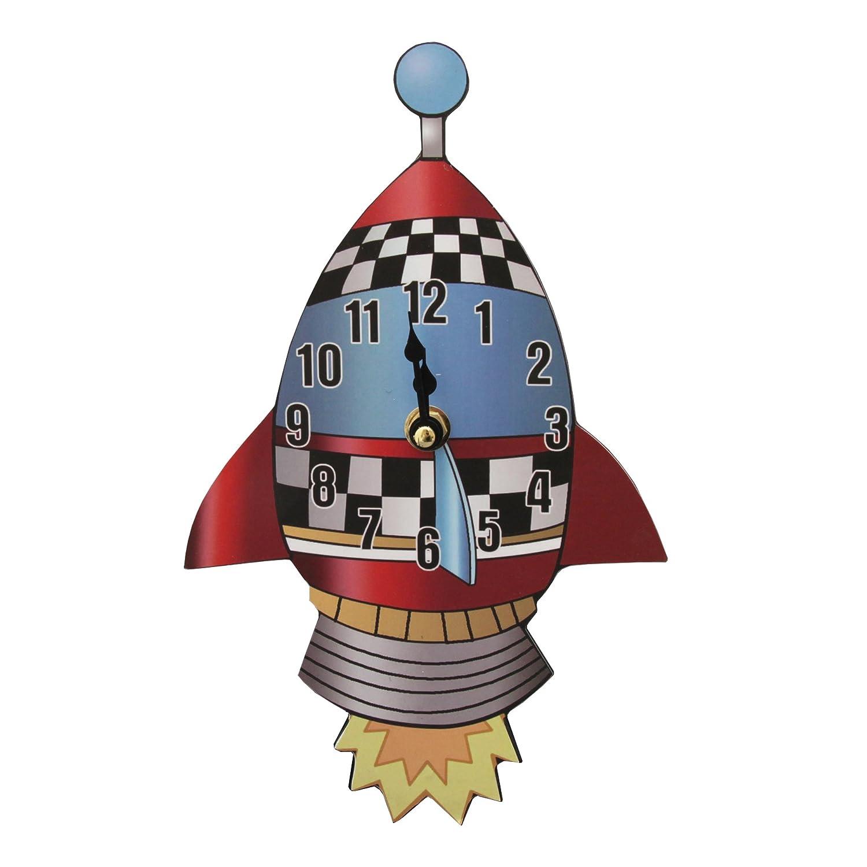 Kinder Duo Uhr, Rakete (One Size) (Rakete) günstig kaufen