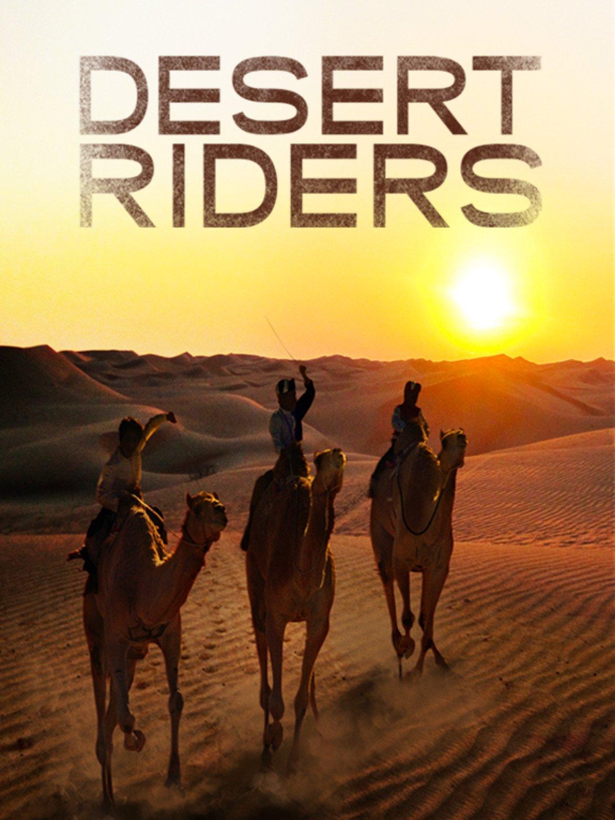 Desert Riders on Amazon Prime Instant Video UK