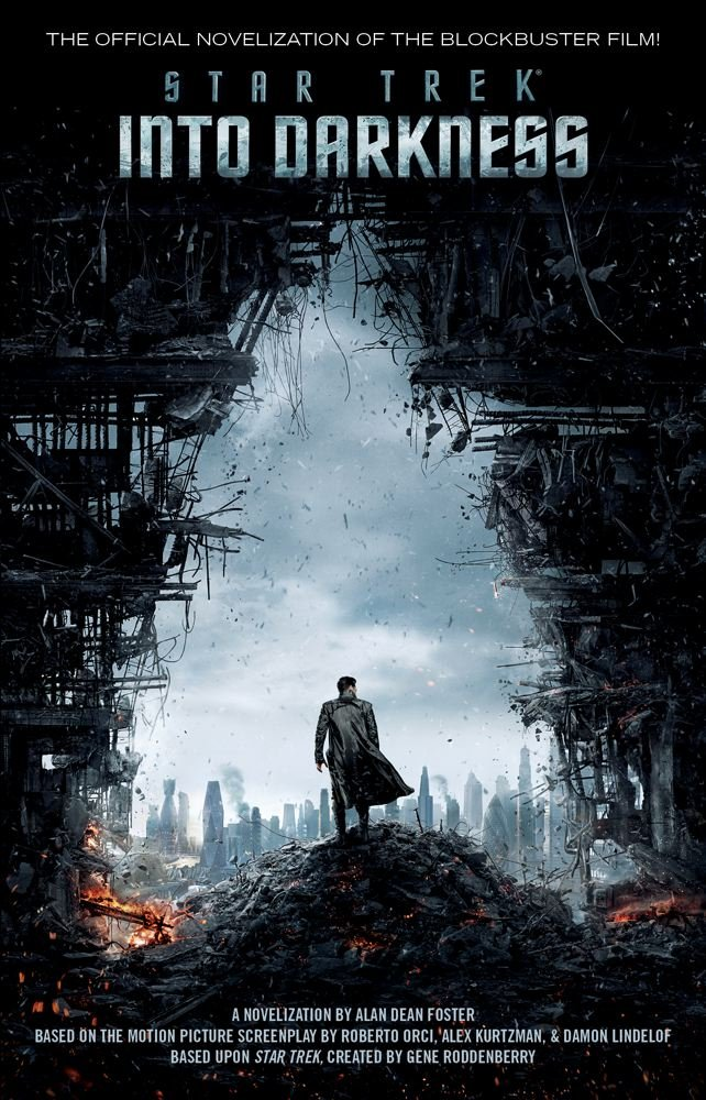 Star Trek Into Darkness film review