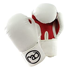 FITNESS MAD Ladies Synthetic Leather Sparring Gloves