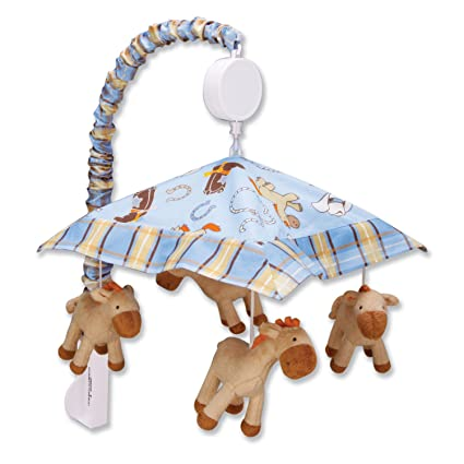 Trend Lab Cowboy Baby Crib Bedding And Decor Baby