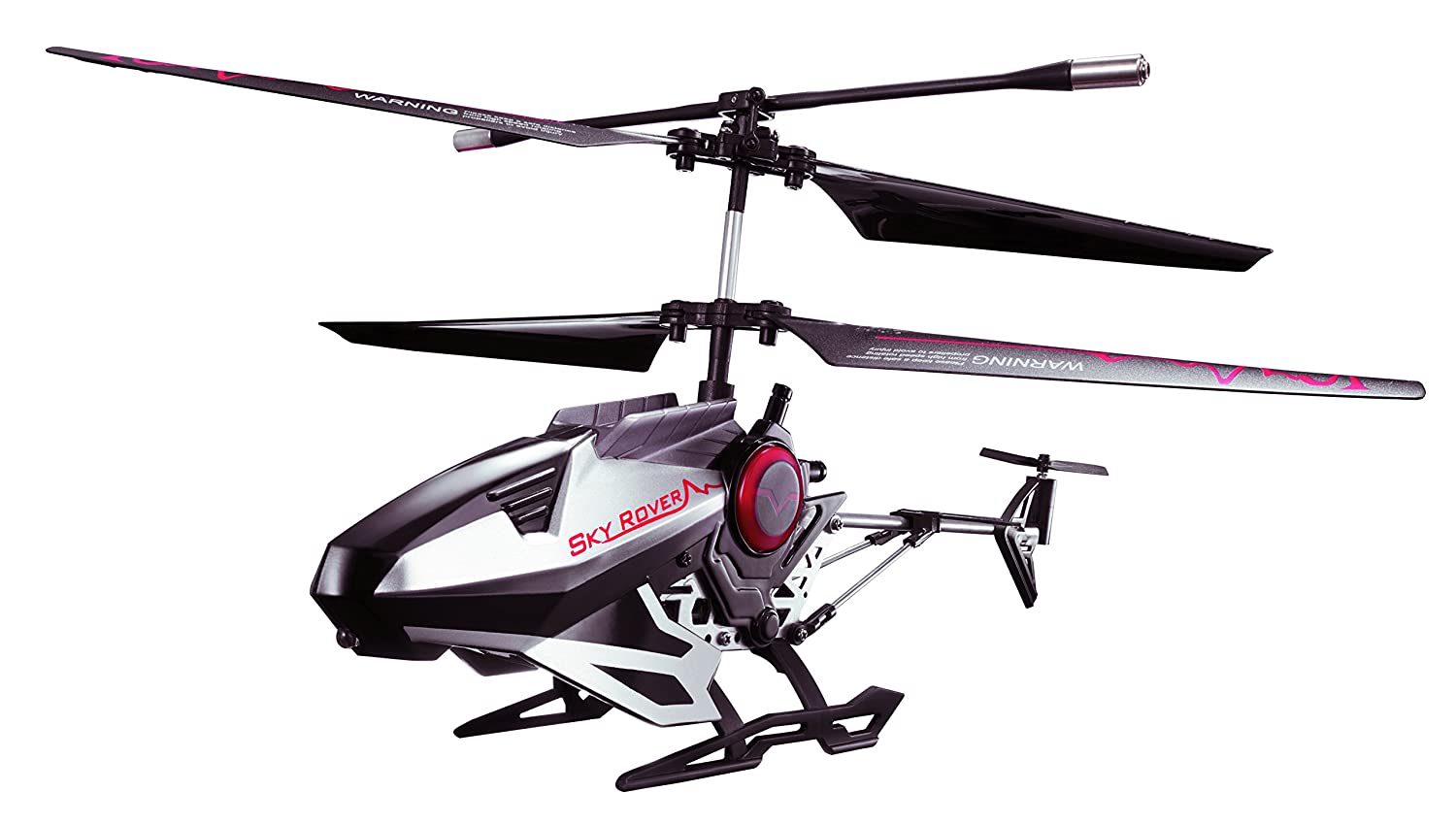 Sky Rover Voice Command Heli Vehicle Review