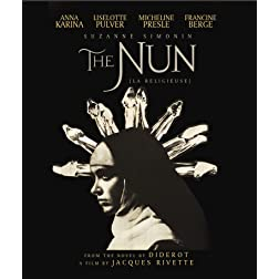 The Nun (La Religieuse) [Blu-ray] [Blu-ray]