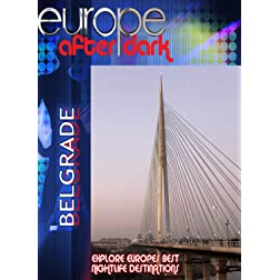 Europe After Dark  Belgrade [Blu-ray]