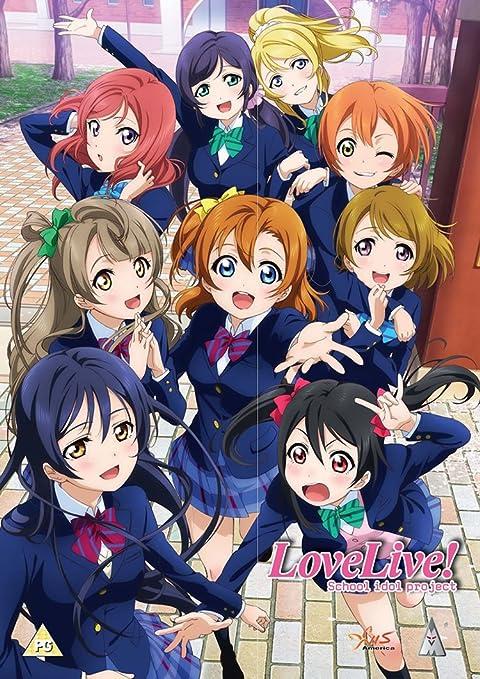 ラブライブ! ( Love Live! School Idol Project )第1期 コンプリート DVD-BOX(海外inport版)の画像