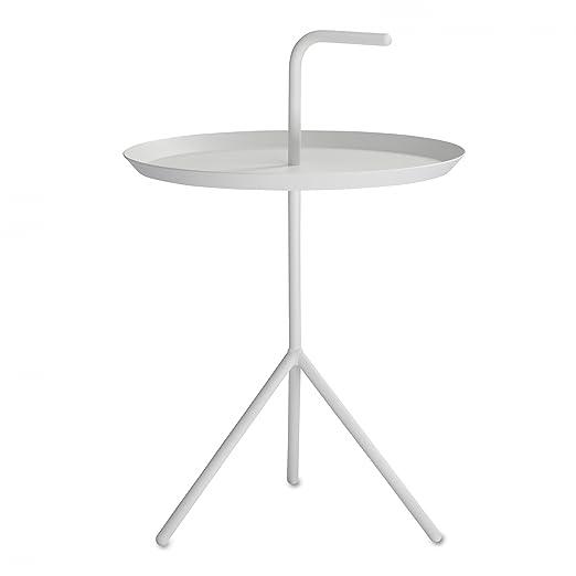 Hay - Hay dk dlm heno dlm lado mesa blanco ø 38 cm