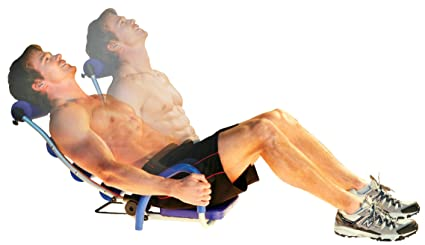 sit up machine with back support