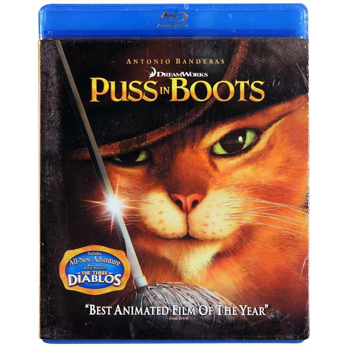 Puss in Boots (2012)