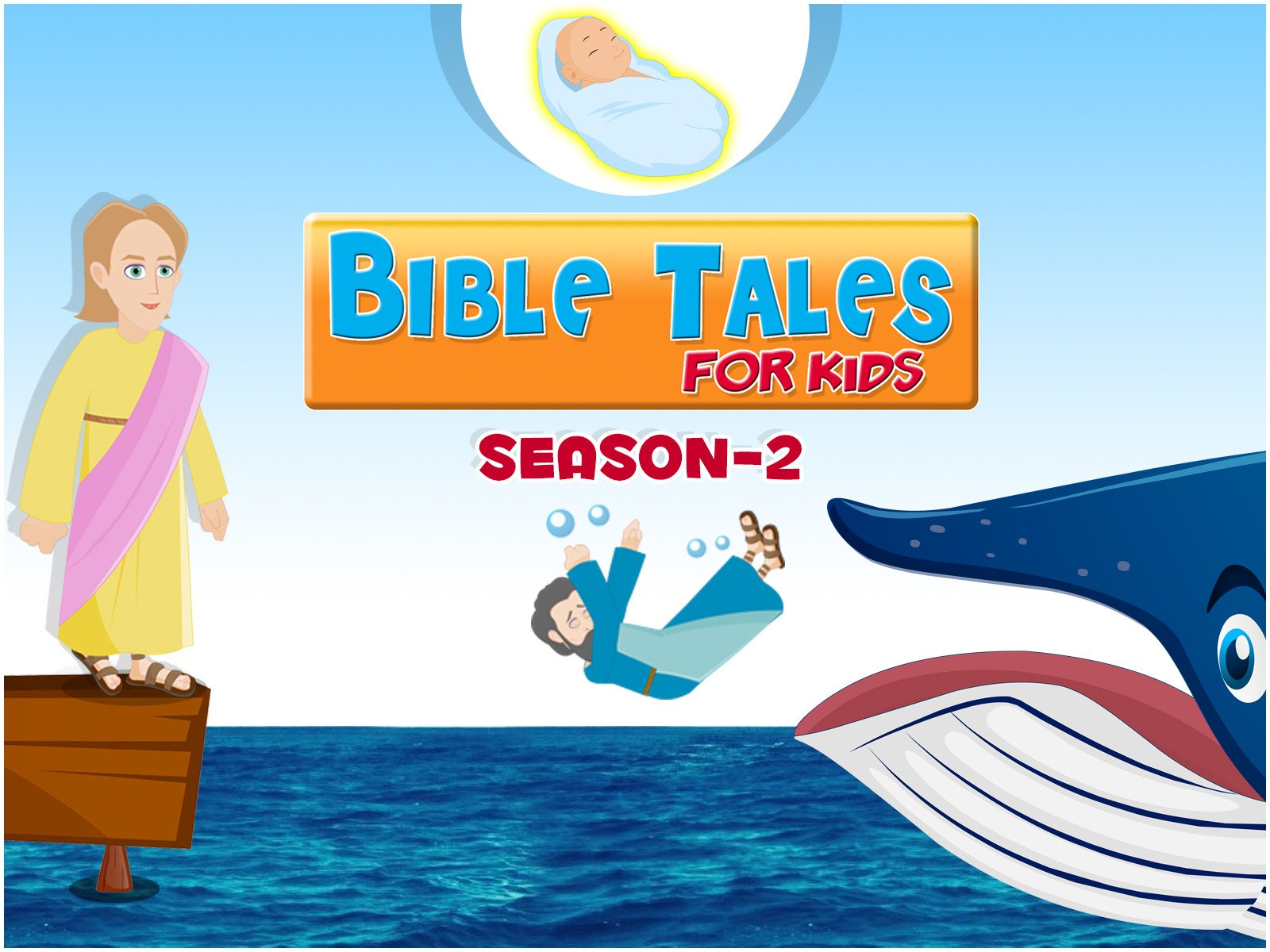 Bible Tales for Kids - Season 2