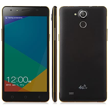Bestore® - Star P7000 4G Finger Scanner MT6732 1.5GHz Quad 4 noyau 5.5 pouces IPS HD 1280 x 720 pixels Écran Android 4.4 1 Go de RAM + 8 Go ROM 13MP Caméra 3G WCDMA / FDD LTE 4G double carte SIM double veille déverrouillé S