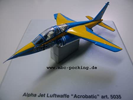Armour 5035 alpha jet german air force 1:10 0