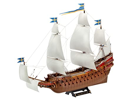 Revell - 05414 - Maquette - Sailing Ship Wasa