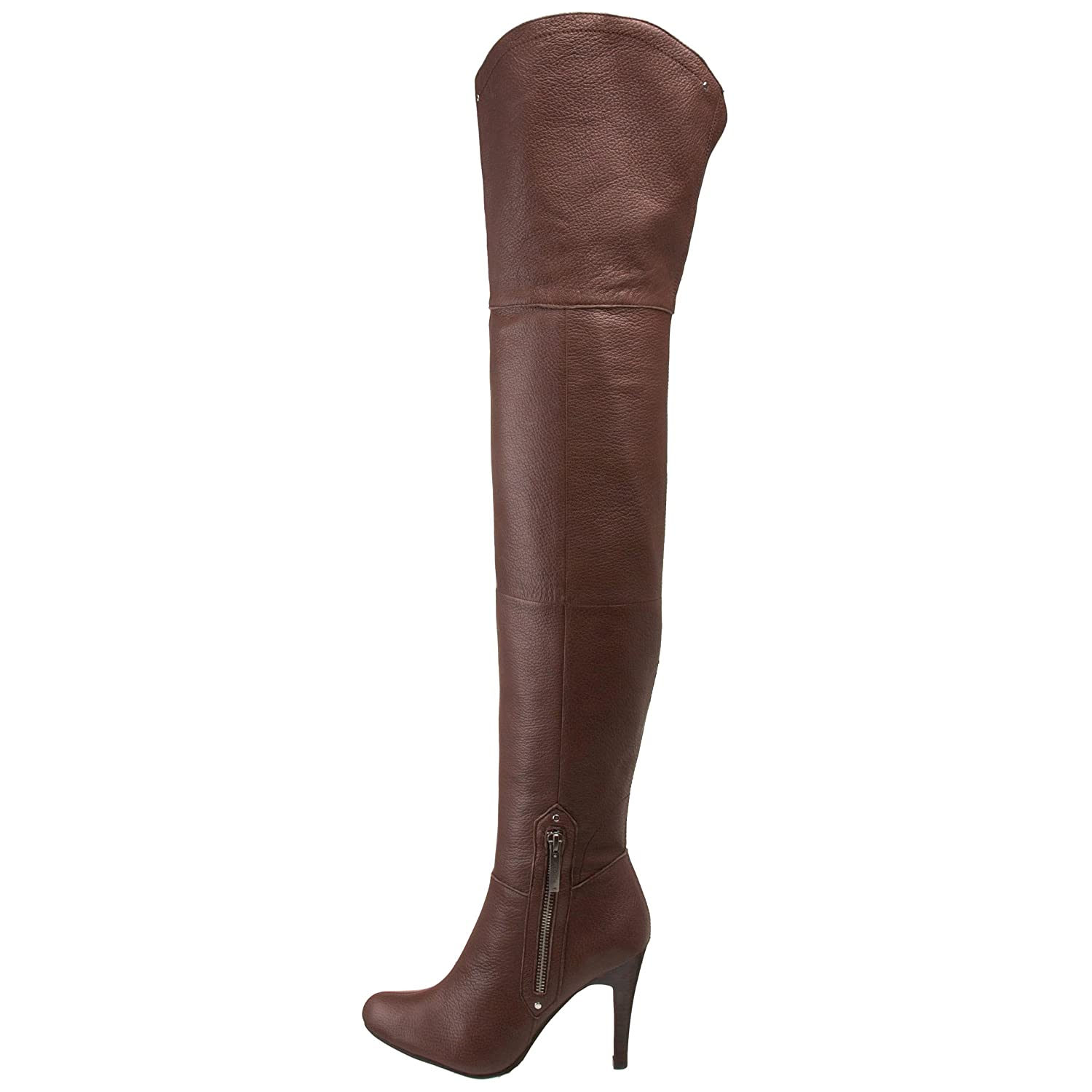 nordstrom report quot natasha brown leather the knee
