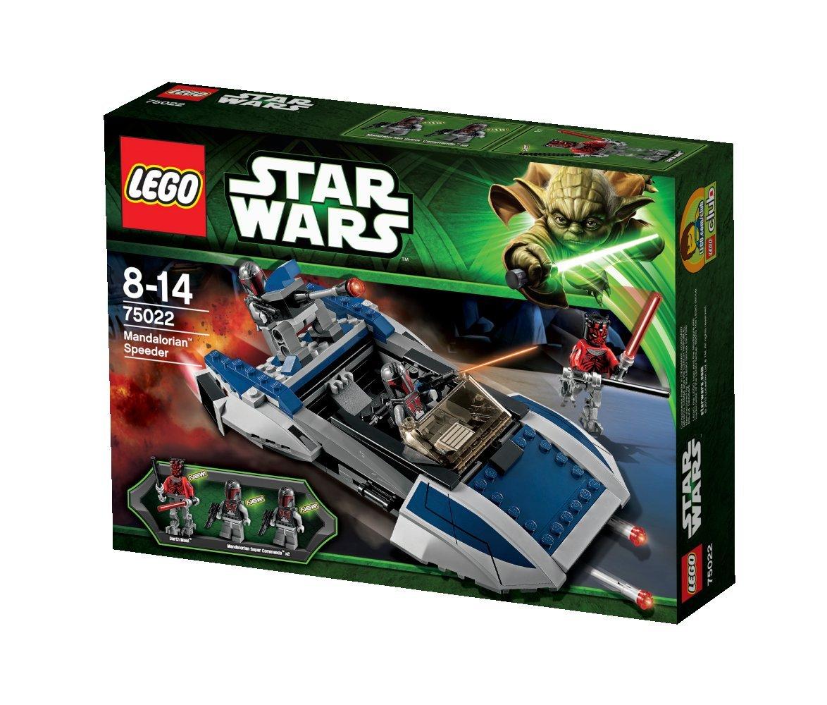 lego star wars 75022 mandalorian speeder lego. Black Bedroom Furniture Sets. Home Design Ideas