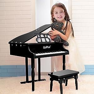 Goplus 30-key Toy Grand Baby Piano