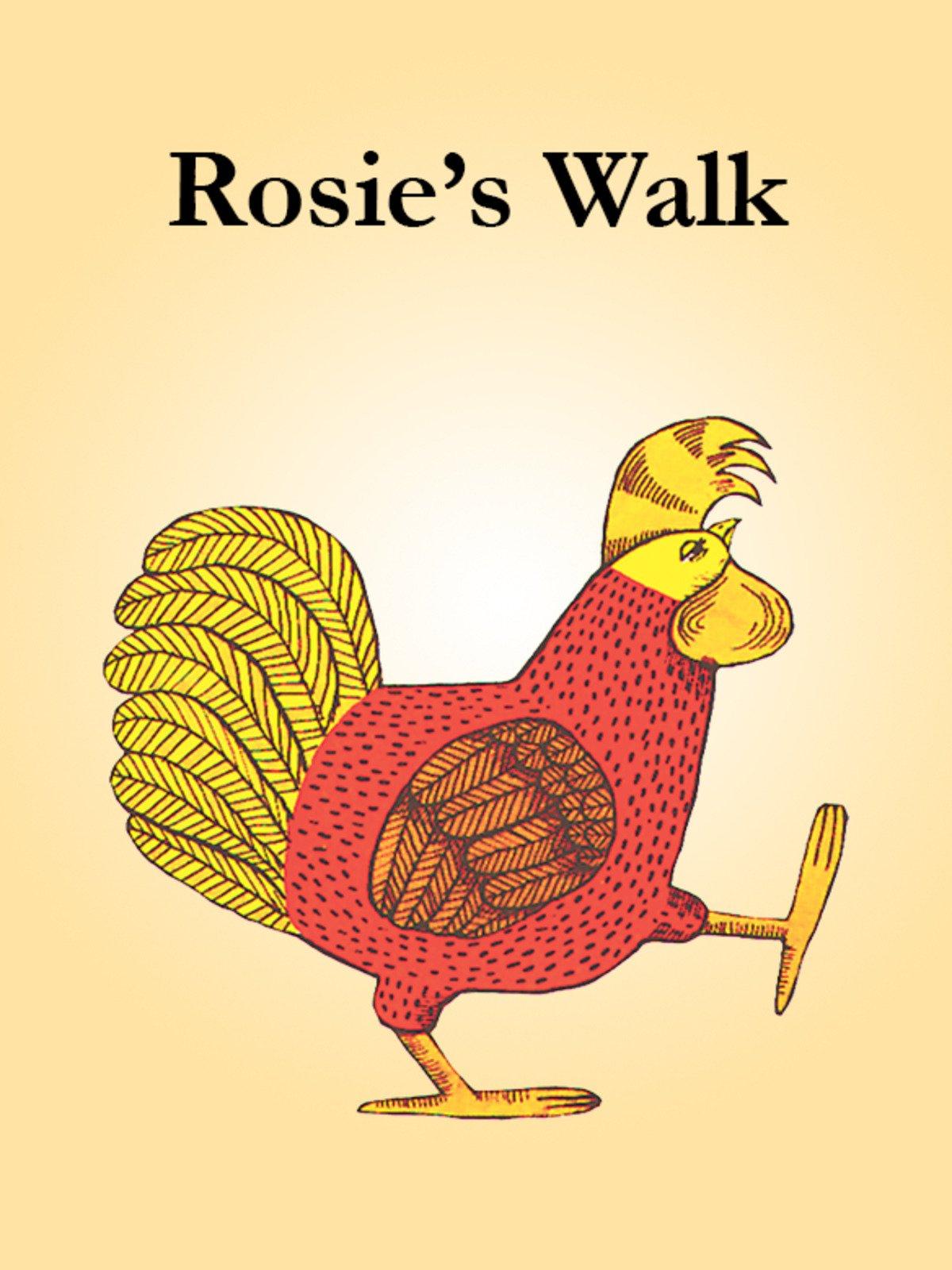 Rosie's Walk on Amazon Prime Instant Video UK