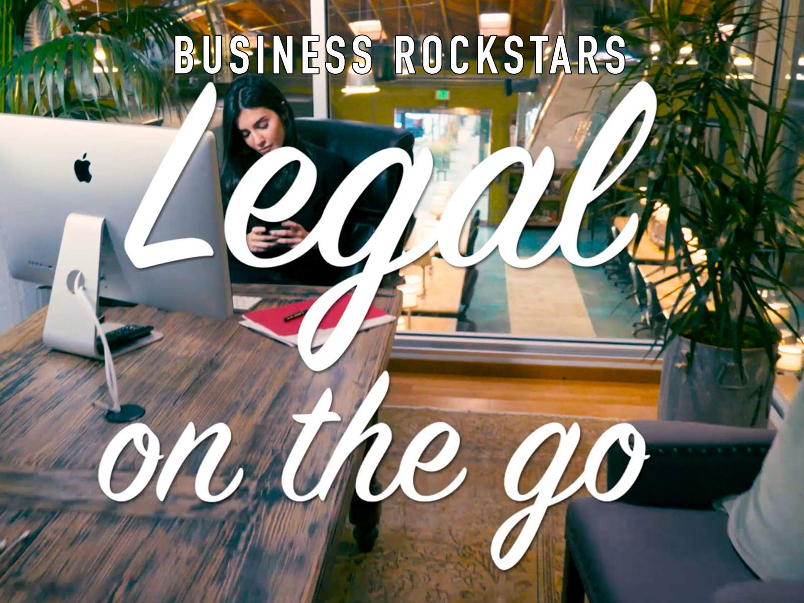 Legal on the Go on Amazon Prime Instant Video UK