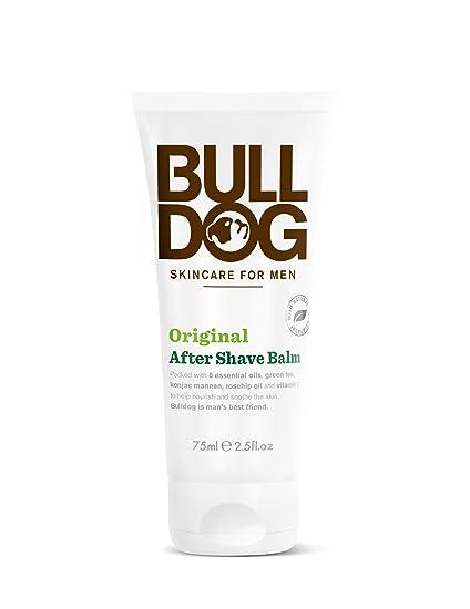 Bulldog Natural Skincare Aftershave Balm Original, 2.5 oz