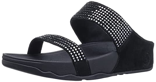 Ladies Cool FitFlop WoFlare Slide Sandal Factory Outlet More Colors Available