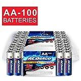 ACDelco AA Super Alkaline Batteries in Recloseable Package, 100 Count (Color: Original Version, Tamaño: 100-Count)