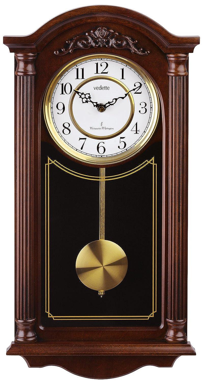 Opiniones de reloj de pendulo for Relojes de pared antiguos de pendulo