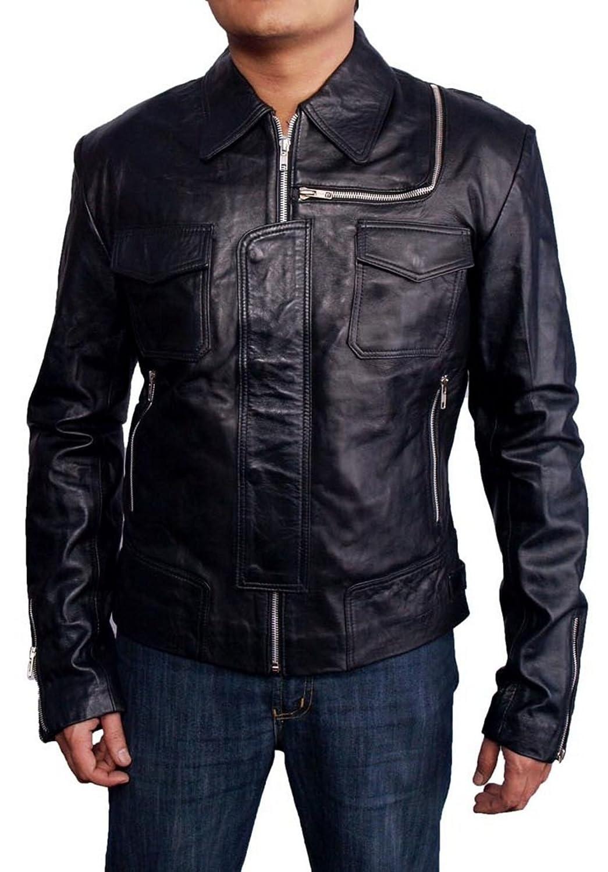 Men's Stylish Leather Jacket