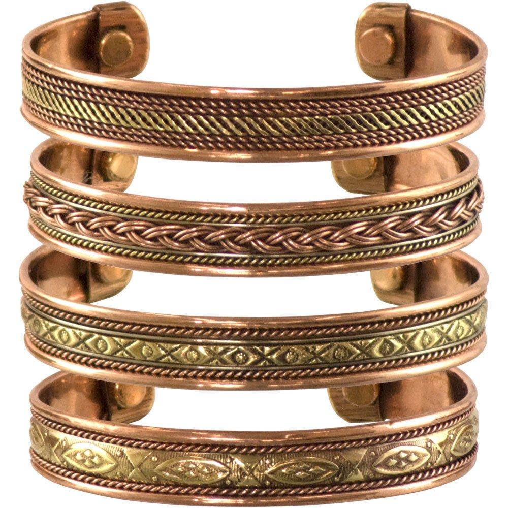 Tibetan Copper Bracelets image