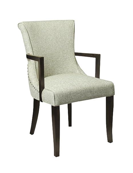 Sherman Cairo Carver Natural Chair (Pair)