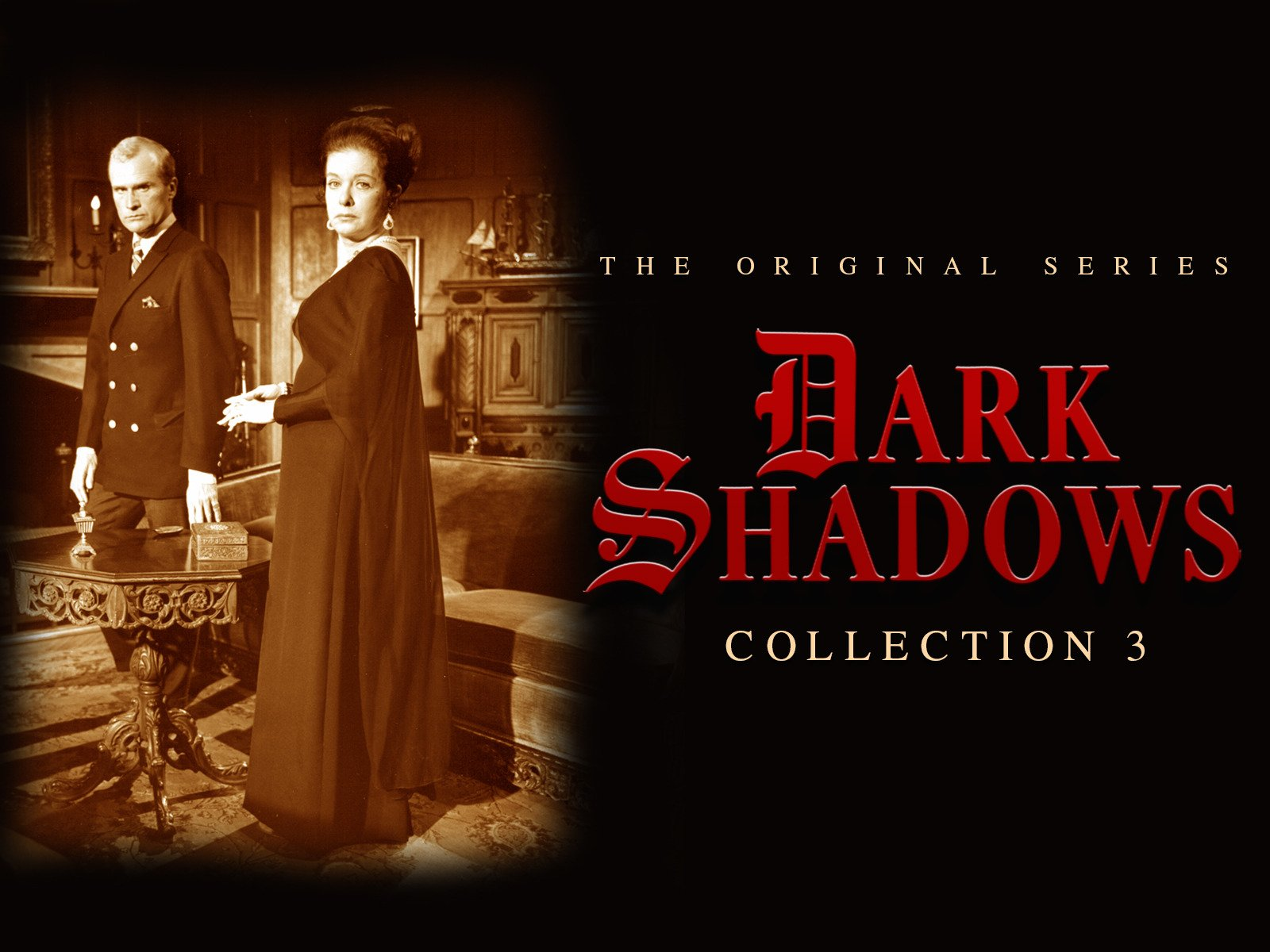Dark Shadows - Season 3