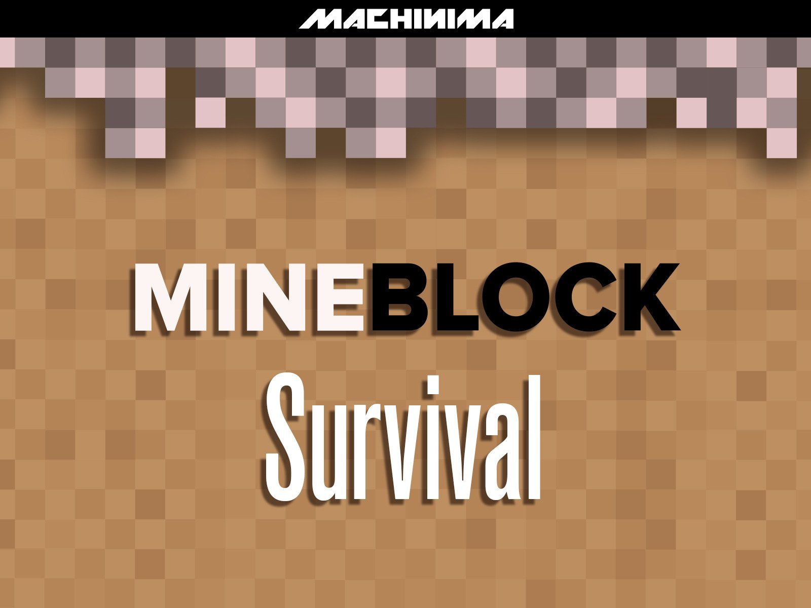 Clip: Mine Block: Survival - Season 1