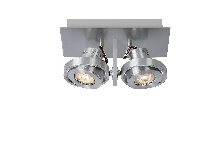 Lucide Landa Ii Spot LED 2 x 5 W, Aluminium 17906/10/12