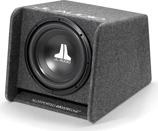 JL Audio BassWedge Slot-Ported Enclosure Subwoofer CP112G W0 V3