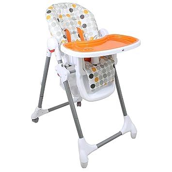 monsieur b b chaise chaise haute enfant pliable r glable hauteur hauteur dossier et. Black Bedroom Furniture Sets. Home Design Ideas