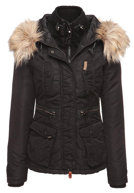 khujo Damen Jacke NEVE WITH INNER JACKET 1661JK153J_200 günstig online kaufen