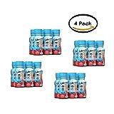 PACK OF 4 - Glucerna Shake, To Help Manage Blood Sugar, Creamy Strawberry, 8 Oz, 6 Ct