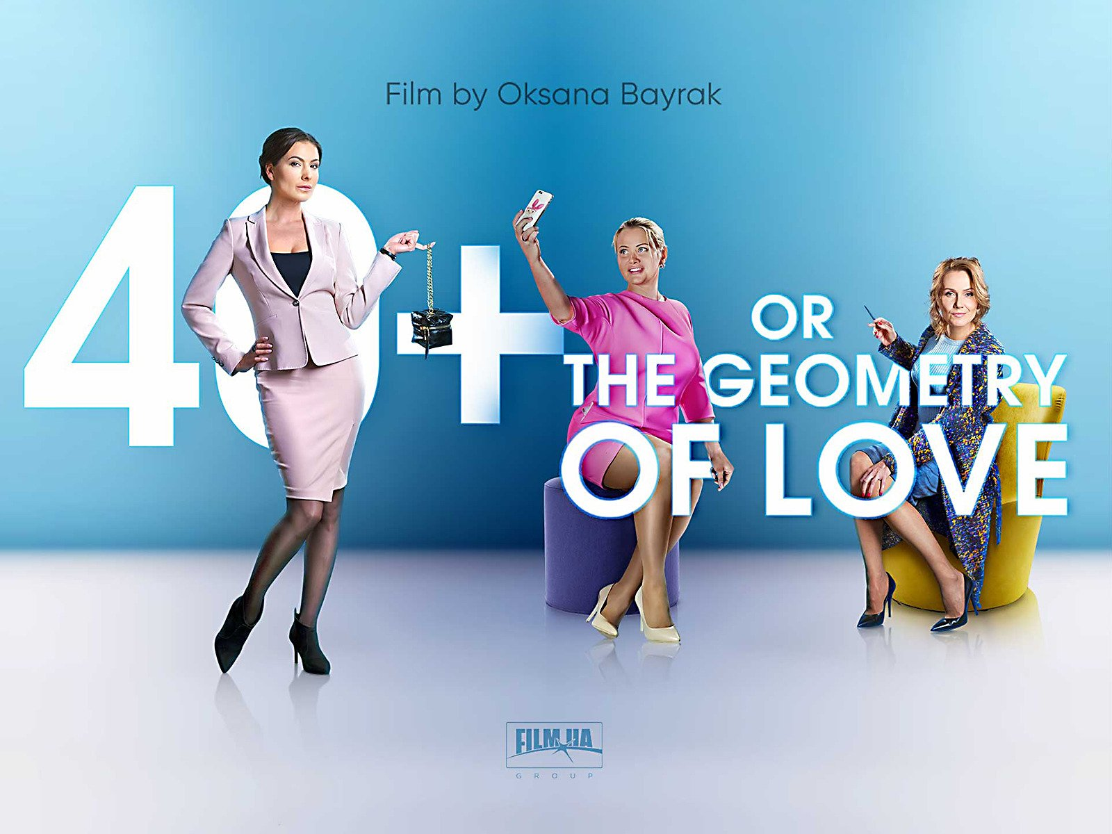 40+, or The Geometry of Love - Season 1