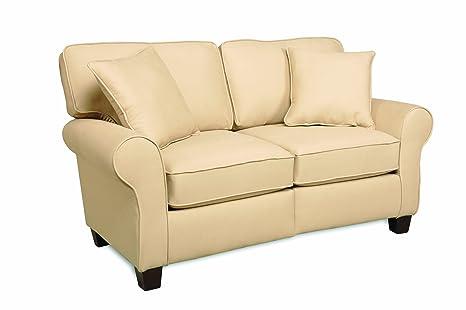 Sofab Lass Love Seat, Beige