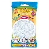Hama Beads - Clear (1000 Midi Beads) (Color: Multi)