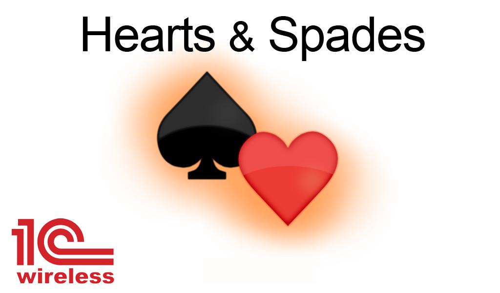 gratis hearts spielen