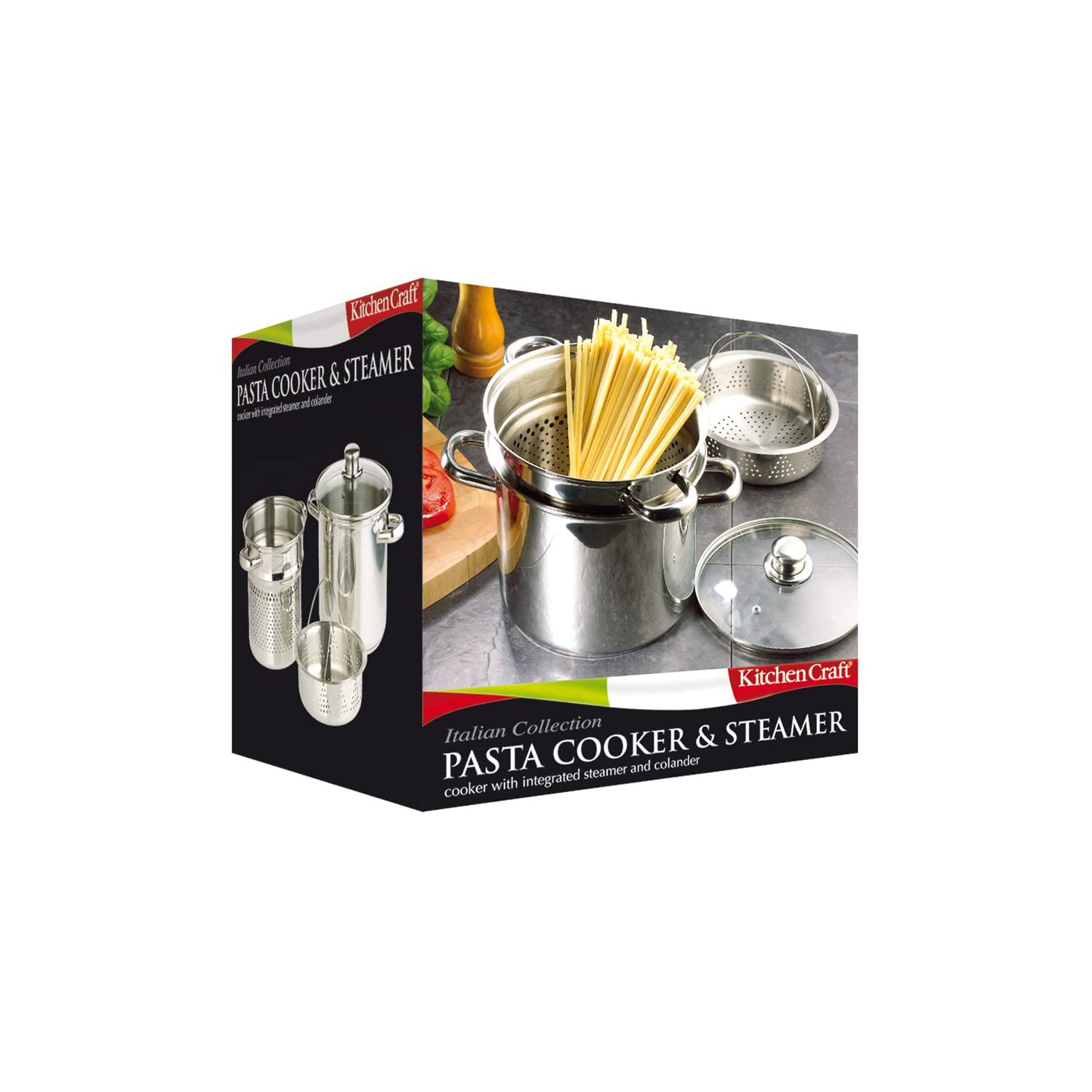 Kitchen Craft Italian Stock/Pasta Pot