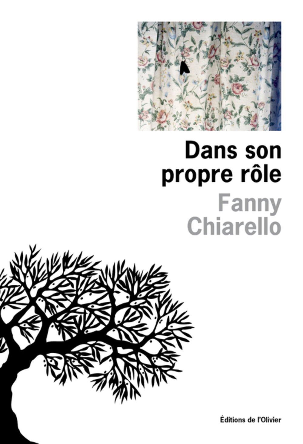 Dans son propre rôle de Fanny Chiarello  71bTaO2DsJL