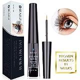 Eyelash Growth Serum & Eyebrow Enhancer Primer for Longer Thicker Healthier Lash & Brow (3ML) (Color: Style 1)